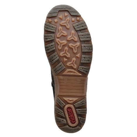 1f5f8347dd Soňa - Dámska obuv - Čižmy - Dámska čižma stredne vysoká zateplená značky  Rieker