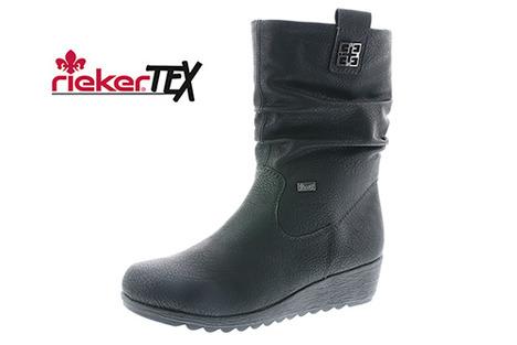 102dd2297df2 Soňa - Dámska obuv - Čižmy - Dámska čižma stredne vysoká značky Rieker