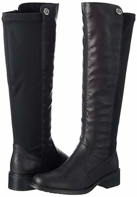63b0be34c3 Soňa - Dámska obuv - Čižmy - Dámska čižma vysoká zateplená na nízkom  podpätku značky Rieker