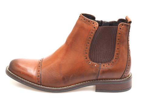 5b1429a28adf Soňa - Dámska obuv - Kotníčky - Dámska obuv členková (kotníková) zateplená  na nízkom podpätku