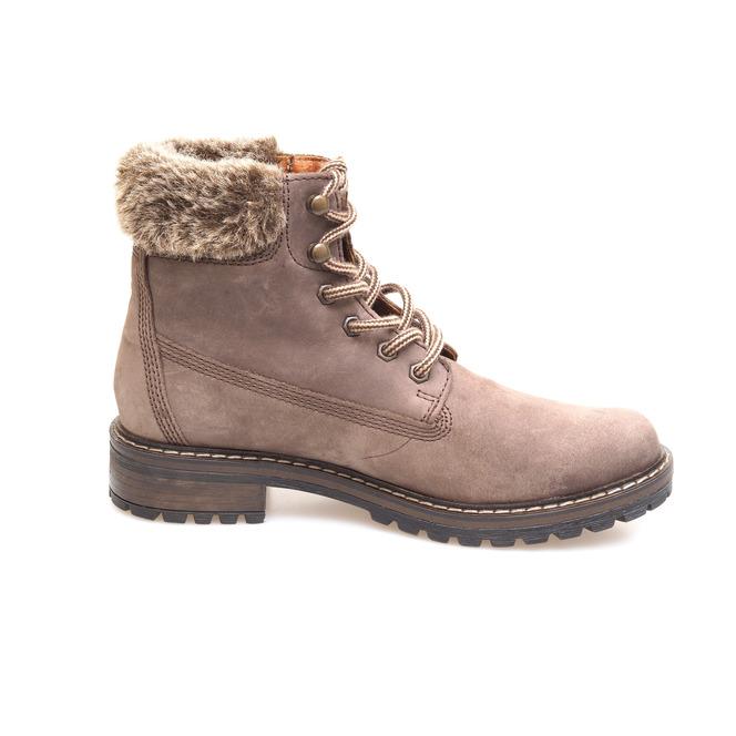 Dámska obuv šnurovacia zateplená Dámska obuv šnurovacia zateplená Výpredaj 063790f32b