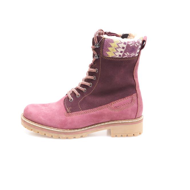 b8dbbfe51b Dámska obuv šnurovacia zateplená bordová Dámska obuv šnurovacia zateplená  bordová Výpredaj