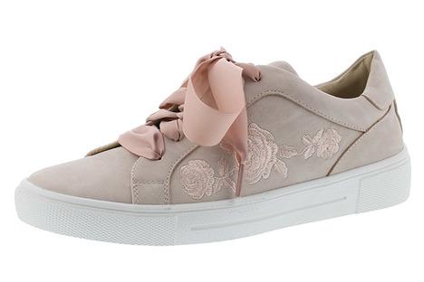 31f6594e04c2d Soňa - Dámska obuv - Poltopánky - Dámska obuv šnurovacia značky Rieker -  ružová