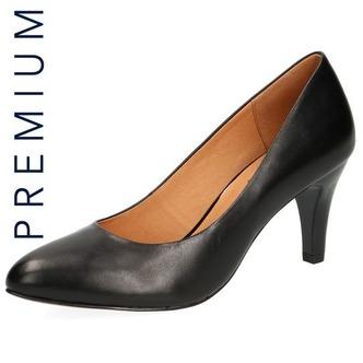 Dámska obuv spoločenská na vysokom podpätku značky Caprice ... 925aebadd23