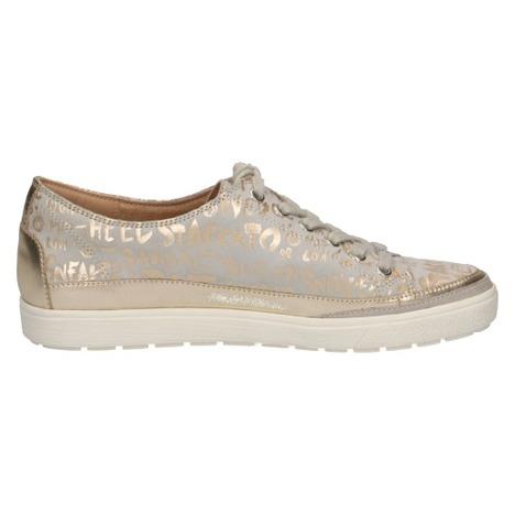dcaad2ca84 Soňa - Dámska obuv - Tenisky - Dámska obuv športová-vychádzková značky  Caprice farba biela káva