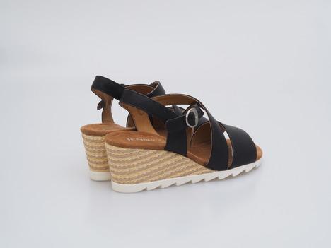 444f15238e Soňa - Dámska obuv - Sandále - Dámska otvorená sandála na klinovom ...