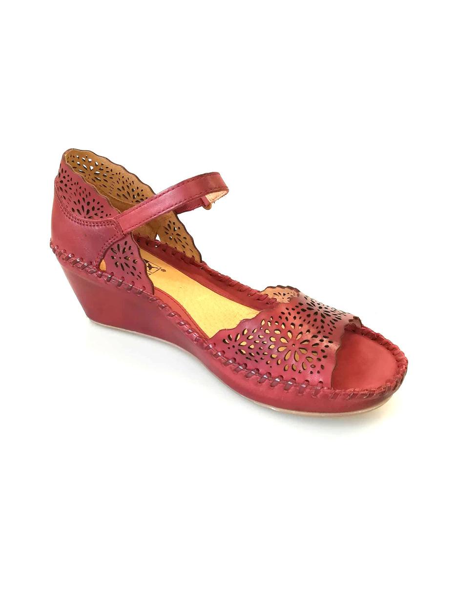 1cbb8a41bf Soňa - Dámska obuv - Sandále - Dámska otvorená sandála na klinovom podpätku  značky Pikolinos