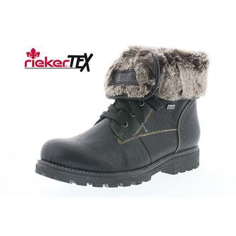 ec14664b1b Dámska šnurovacia obuv značky Rieker ...