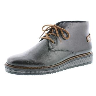Dámska šnurovacia zateplená obuv značky Rieker ... de6f75026d4
