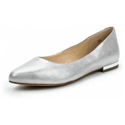 af0c00b51b39 Soňa - Dámska obuv - Baleríny - Dámska strieborná balerína značky Caprice