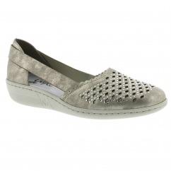 dab772474416 Soňa - Dámska obuv - Sandále - Dámska uzatvorená sandála značky Rieker