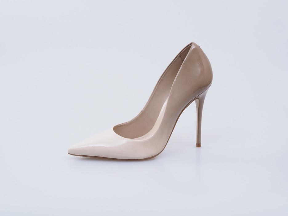 76293785e695a Soňa - Dámska obuv - Spoločenská obuv - Dámske lodičky na vysokom podpätku  Bronx - biela káva