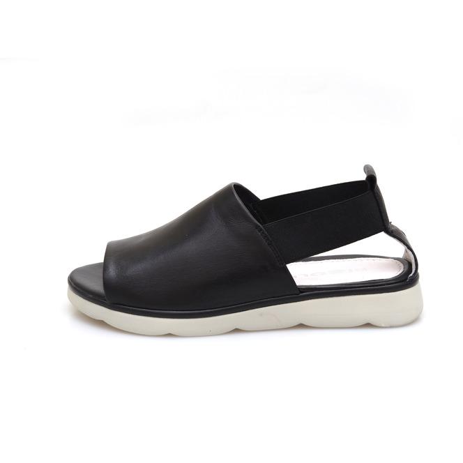 087d7945fc39 ... Dámske otvorené sandále na nízkom podpätku Rizzoli - čierne ...