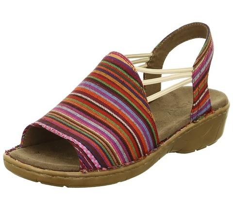 525da93348db Soňa - Dámska obuv - Sandále - Dámske sandále na nízkom podpätku ...