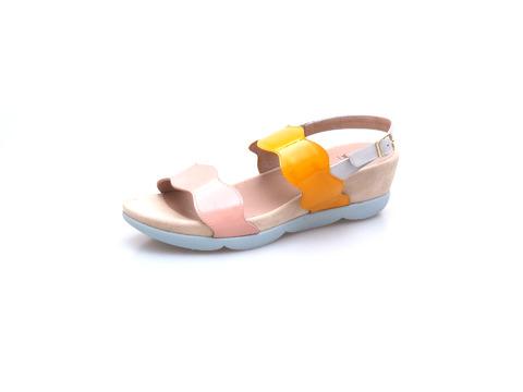 a735d5c49ba53 Soňa - Dámska obuv - Sandále - Dámske sandále na platforme značky Wonders