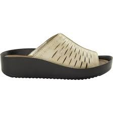 af6aa7696 Soňa - Dámska obuv - Šľapky - Dámske šľapky na platforme Rieker