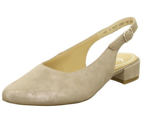 092d07a806a6 Soňa - Dámska obuv - Sandále - Dámske uzatvorené sandále na nízkom ...