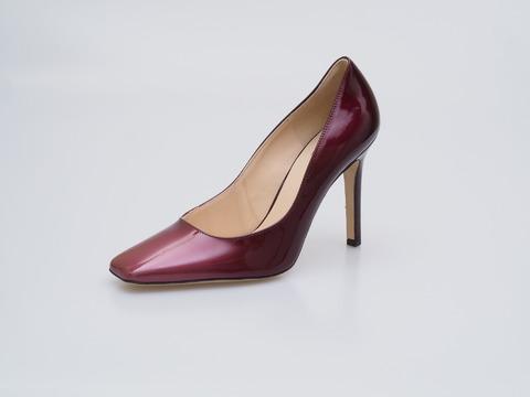 20d18aac5fbd Soňa - Dámska obuv - Lodičky - Fialové lakované kožené lodičky na vysokom  podpätku Högl