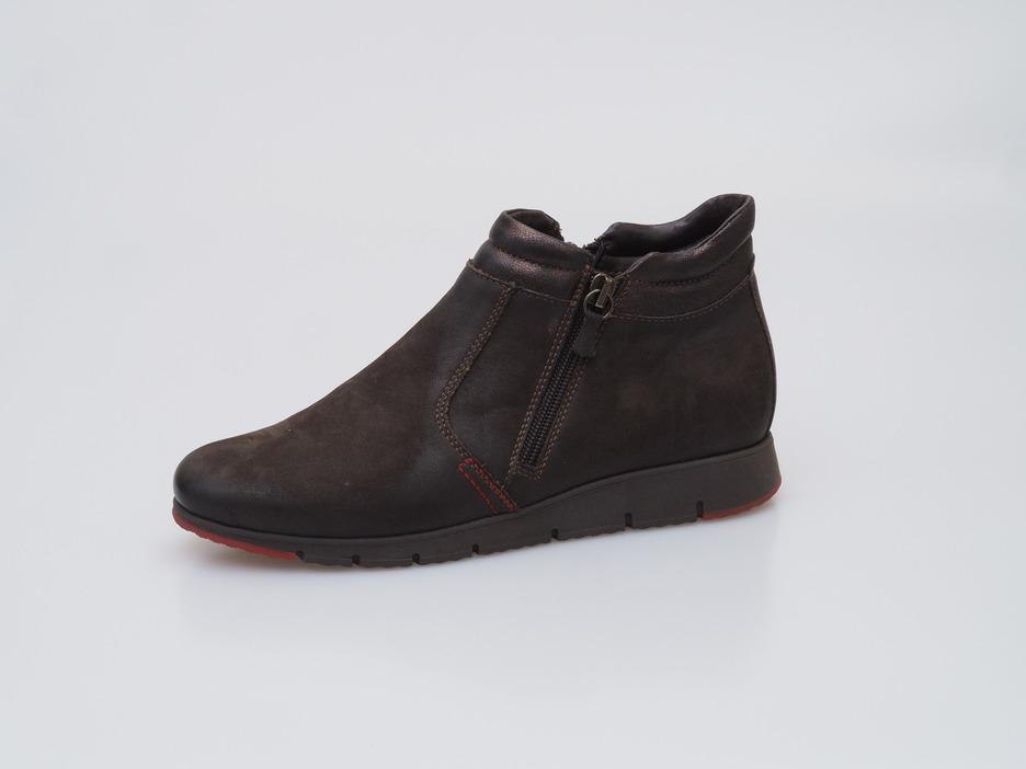 32cec99129 Soňa - Dámska obuv - Kotníčky - Hnedá dámska členková obuv