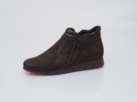 776999123c Soňa - Dámska obuv - Kotníčky - Hnedá dámska členková obuv