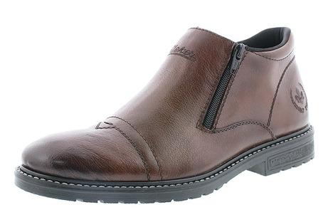 49e229b16 Soňa - Pánska obuv - Zimná - Hnedá pánska členková obuv značky Rieker