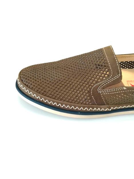 61b5242f74 Soňa - Pánska obuv - Mokasíny - Hnedá pánska mokasína značky Pikolinos
