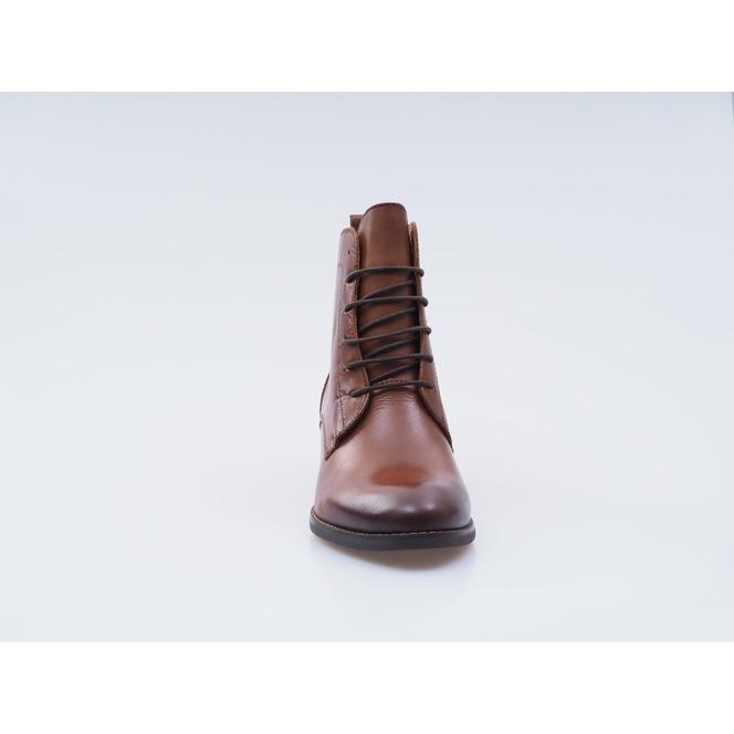 c65acd12f80f Hnedé kožené topánky na šnurovanie Hnedé kožené topánky na šnurovanie ...