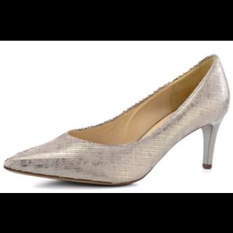 64ef33e539 Högl dámska spoločenská obuv - strieborná Popis28