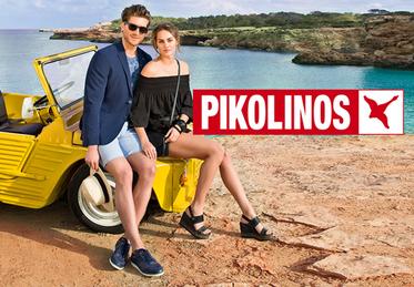 1544cf654084 Letné topánky a kabelky v novej kolekcii Pikolinos