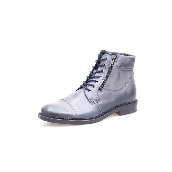 24648e12ed Pánska obuv šnurovacia zateplená šedá Pánska obuv šnurovacia zateplená šedá  Výpredaj