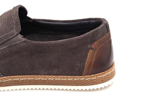e0a8f43fb2 Soňa - Pánska obuv - Mokasíny - Pánske mokasíny značky Klondike - šedá