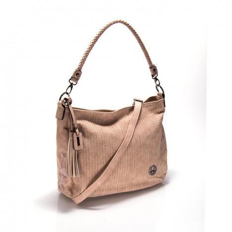 4fb5482d4c Soňa - Dámska - Dámske kabelky - Ružová dámska kabelka cez plece Rieker