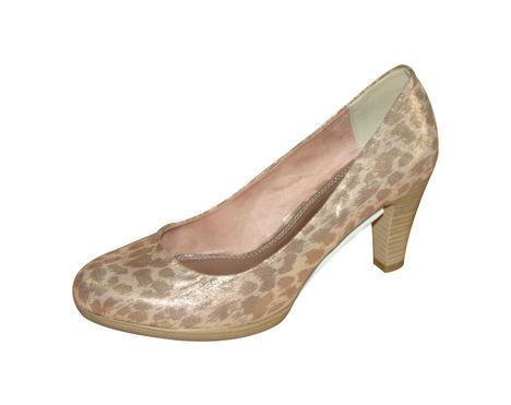 6c470a8716 Soňa - Dámska obuv - Lodičky - Ružové lodičky s potlačou Marco Tozzi