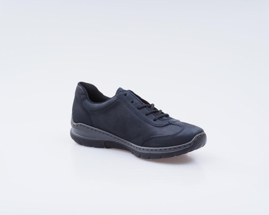 fe6ca001f8 Soňa - Dámska obuv - Tenisky - Šedé kožené športové topánky Rieker