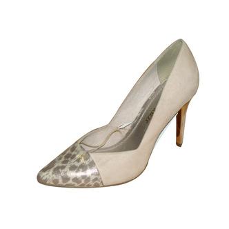 389d04b3114f Šedé spoločenské topánky Marco Tozzi Výpredaj Popis28