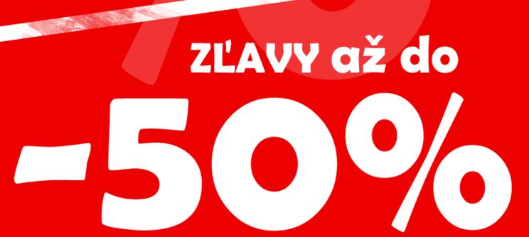 dd20f37454c3 Sezónny výpredaj na letnú obuv so zľavami až -50%!