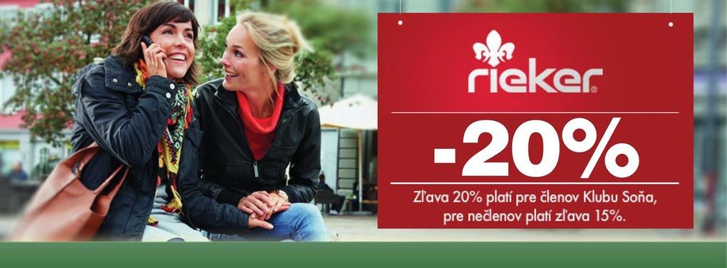 d0ebde8cd8 Soňa - Novinky - Skvelé zľavy na pohodlnú a kvalitnú značkovú obuv!