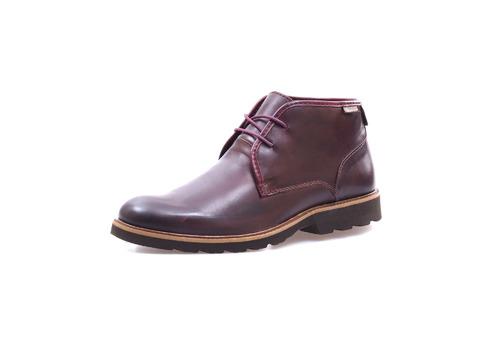 03696c15ea Soňa - Pánska obuv - Zimná - Tmavohnedá kožená obuv značky Pikolinos