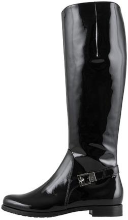 3611ddf2b2 Aj tieto vysoké čižmy sa stále nachádzajú v módnych kolekciách  najznámejších značiek obuvi. Originálny štýl čižiem inšpirovaný jazdectvom  vo vás vyvolá ...