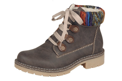 ade5b38797 Dámska obuv v pánskom štýle. Nízke zimné topánky so šnurovaním ...