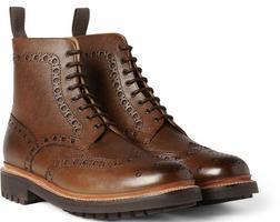 1a872189f9f38 ... o mokré podnebie nie je núdza, si tieto topánky obľúbilo mnoho mužov.  Topánky so zmyslom pre detail sa vyrábajú v jesennej verzii aj ako zimná  pánska ...