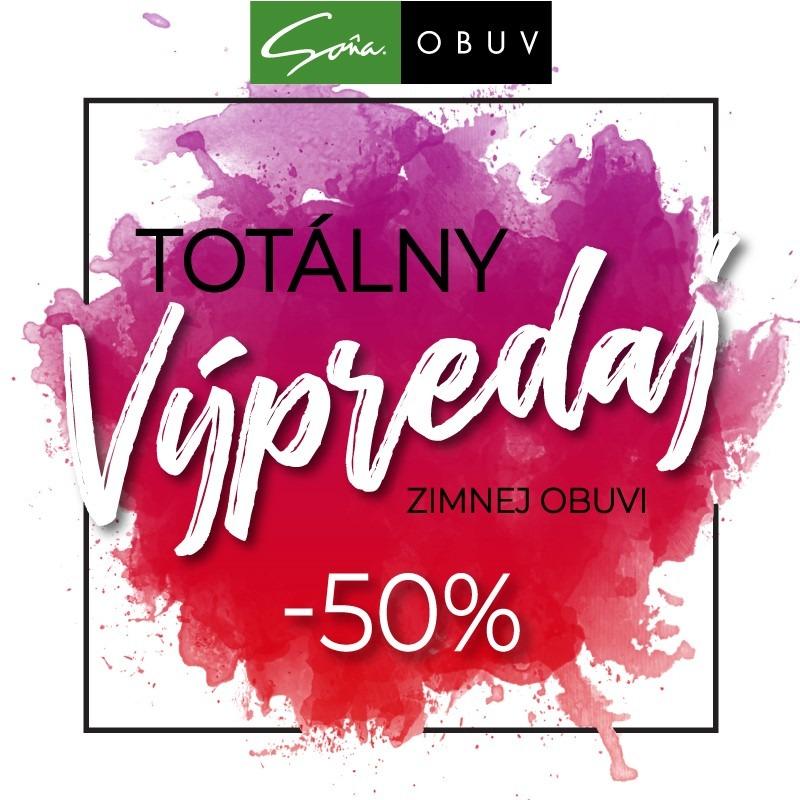 e92266e853dc Soňa - Novinky - Posilnili sme výpredaj o nové modely!