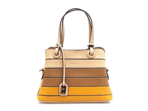ab6825de852f Soňa - Dámska - Dámske kabelky - Žltá dámska kabelka do ruky značky Pepe  Moll