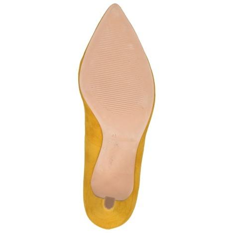 493d7e761b98 Soňa - Dámska obuv - Spoločenská obuv - Žltá dámske lodičky na ...