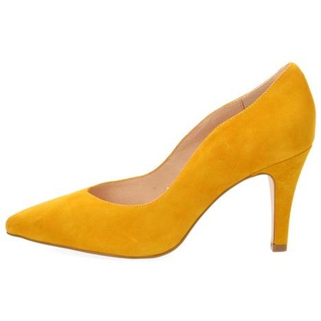 4c8e272a4d30 Soňa - Dámska obuv - Spoločenská obuv - Žltá dámske lodičky na ...