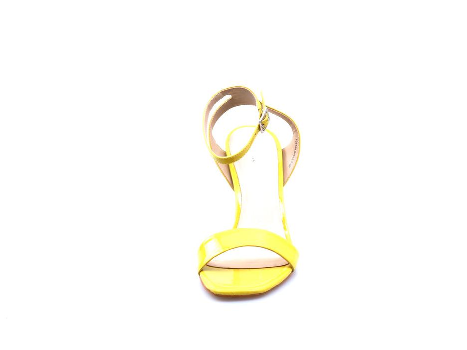 c49d5698ae6c4 Soňa - Dámska obuv - Spoločenská obuv - Žlté dámske lodičky na vysokom  podpätku Bronx